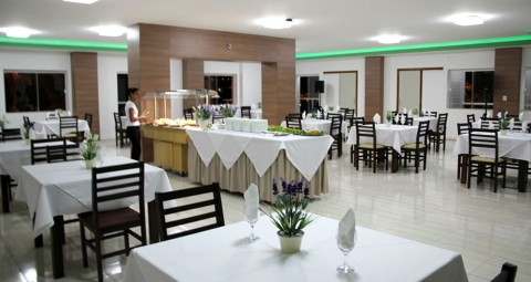 Restaurante Tiffany Hotel